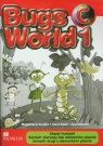 Bugs World 1C Zeszyt ćwiczeń Kondro Magdalena, Read Carol, Soberon Ana