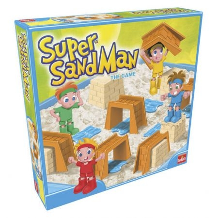 Super Sand Man the Game (83250006)