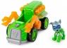 Psi Patrol: Mighty Pups Deluxe Vehicle - Rocky (6053026) Wiek: 3+