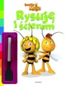 Pszczółka Maja Rysuję i ścieram