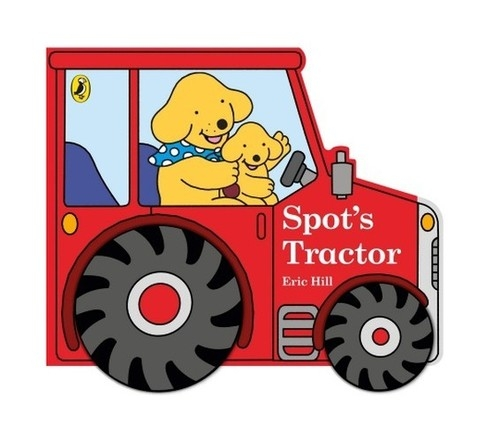 Spot's Tractor Hill Eric