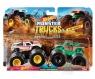 Hot Wheels Monster Trucks: Pojazdy 2-pak - Hotwheels vs Baja Buster