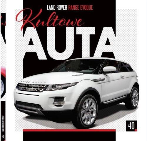 Kultowe Auta Tom 40 Land Rover - Range Evoque
