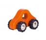 Samochód pomarańczowy