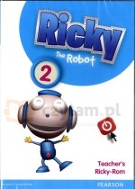 Ricky The Robot 2 Teacher's Ricky-ROM Naomi Simmons