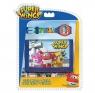 Zegarek elektroniczny + portfel Super Wings