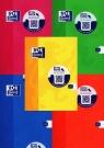 Zeszyt A5 Oxford w linie 32 kartki mix
