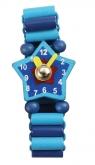 Zegarek Księżniczki niebieska gwiazdka