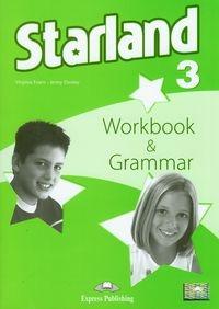 Starland 3 Workbook Grammar Evans Virginia, Dooley Jenny