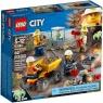Lego City: Ekipa górnicza (60184) Wiek: 5-12 lat