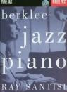Berklee jazz paino z płytą CD