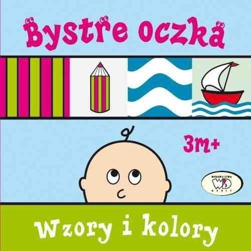 Bystre oczka Wzory i kolory Homel Joanna , Janoszek Iwona
