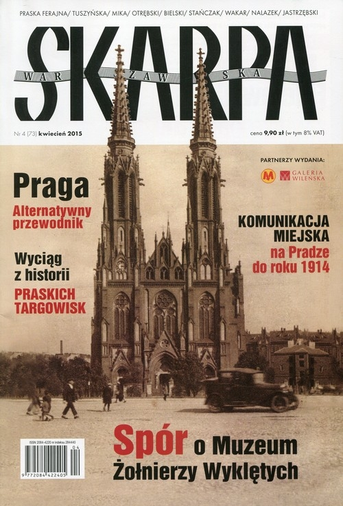 Skarpa Warszawska 4/2015