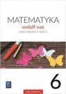 Matematyka wokół nas. Zeszyt ćwiczeń. Klasa 6. Część 2. Szkoła podstawowa