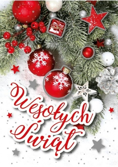 Karnet Boże Narodzenie GM-307 praca zbiorowa