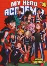 My Hero Academia - Akademia bohaterów. Tom 4 Kohei Horikoshi