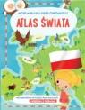 Moja wielka księga odpowiedzi - Atlas świata praca zbiorowa