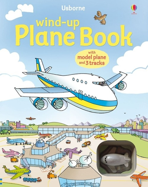 Wind-up plane book Doherty Gillian