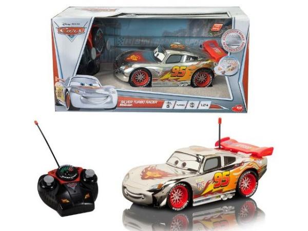 CARS 2 SILVER 1:24 R/C (6203089586/3089580)