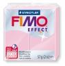 Masa termoutwardzalna Fimo Soft różowa pastelowa (8020-205)