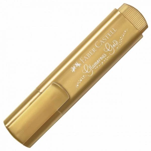 Zakreślacz metaliczny - złoty (154650 FC)