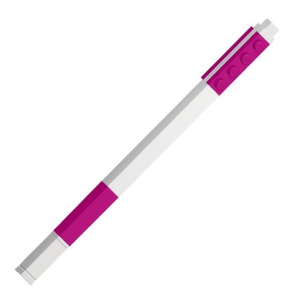 Długopis żelowy LEGO® Pick-a-Pen - Fioletowy (52650)