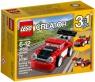 Lego Creator: Czerwona wyścigówka (31055) Wiek: 6+