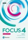 Focus 4. Teacher's Book 2nd edition. B2/B2+