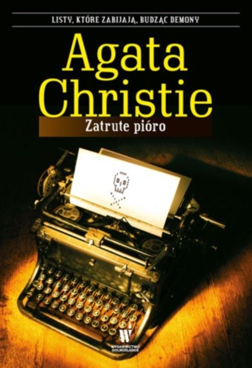 Zatrute pióro Christie Agata