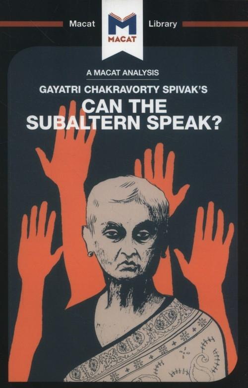 Can the Subaltern Speak? Riach Graham