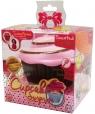 Cupcake Babeczka z niespodzianką Brittney brązowo-różowa