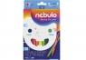 Flamastry dwustronne 12 kolorów NEBULO