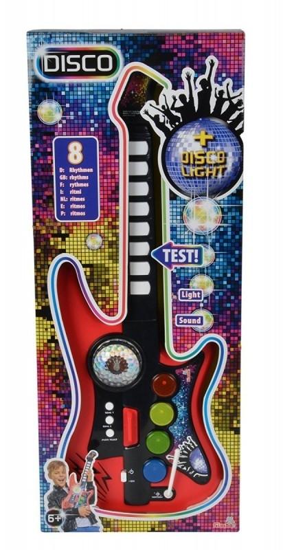 My Music World Disco Gitara (106834102)