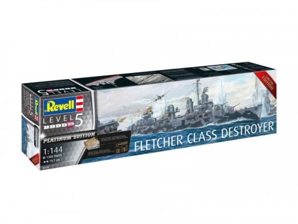 Fletcher Class Destroyer Platinum Edition (05150)