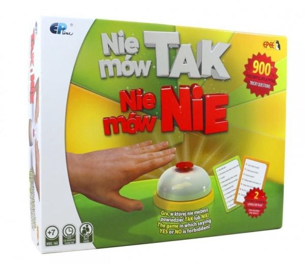 Nie mów TAK, Nie mów Nie - gra familijna (02850)