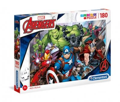 Puzzle 180el.Marvel the Avengers