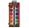 Farby akwarelowe kryjące - 12 kolorów