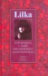 Lilka Wspomnienia o Marii Pawlikowskiej-Jasnorzewskiej