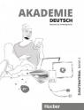 Akademie Deutsch B1+ materiały dodatkowe z nagraniami online, tom 3 praca zbiorowa