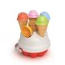 Foremki babeczki z lodami w koszyku (6505)