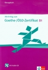 Mit Erfolg zum Goethe Zertifikat B1 + CD