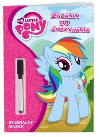 My Little Pony. Zadania do zmazywania