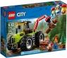 Lego City: Traktor leśny (60181) Wiek: 5-12 lat