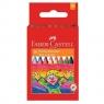 Kredki świecowe Klaun, 16 kolorów (120050)
