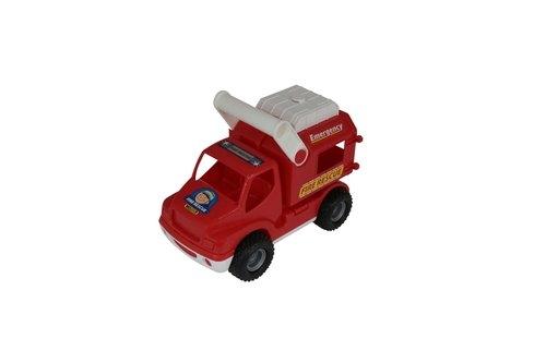 ConsTruck - straż pożarna samochód w siatce (0506)