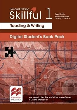 Skillful 2nd ed. 1 Reading & Writing SB Premium praca zbiorowa