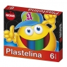 Plastelina Mona, 6 kolorów