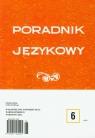 Poradnik językowy 6/2012