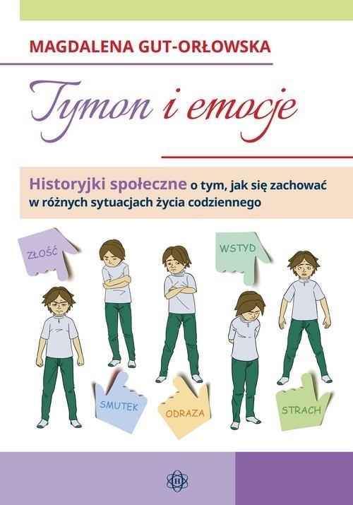 Tymon i emocje Gut-Orłowska Magdalena