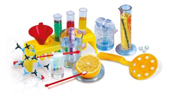 Naukowa Zabawa: Moje laboratorium chemiczne (60250)